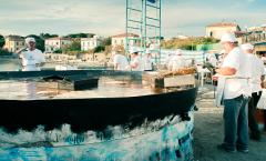 Festa del pesce a castiglioncello