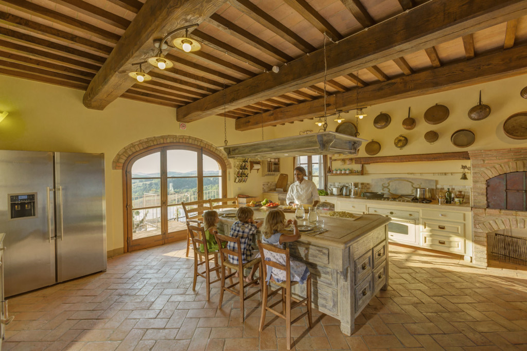 La cucina di Marianne - Villa Ciggiano